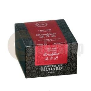 Cafes Richard Ceai Negru Mic Dejun - 15 Buc.