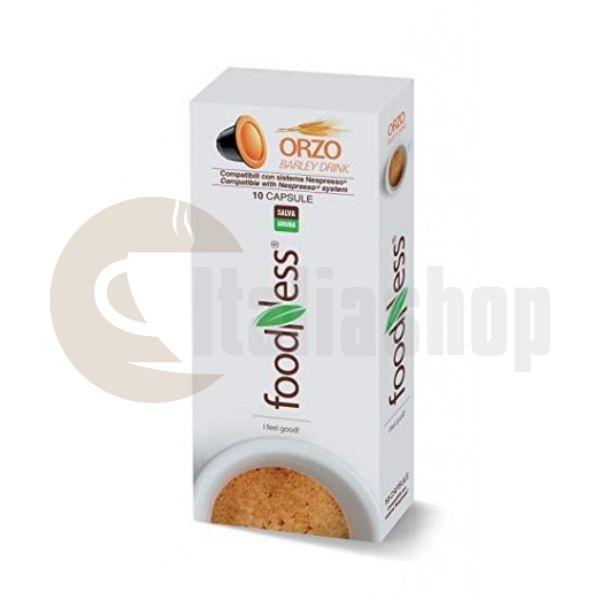 Capsule Foodness cu Orz Compatibile Nespresso10 buc