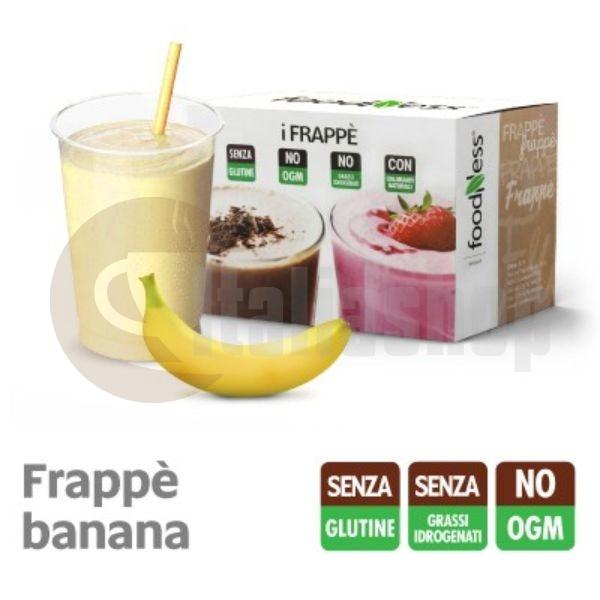 Foodness iFRAPPE Milkshake cu gust de Banana