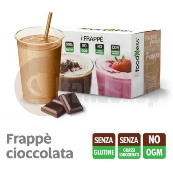 Foodness iFrappe Milk Shake Cu Gust De Ciocolată