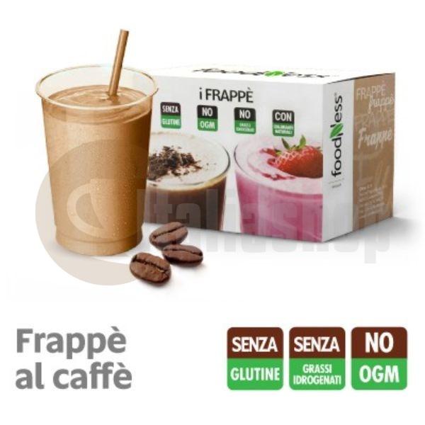 Foodness iFrappe Milk Shake Cu Gust De Cafea