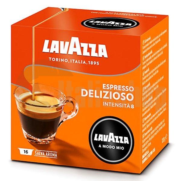 Lavazza A Modo Mio Delisiozno - 16 Buc.
