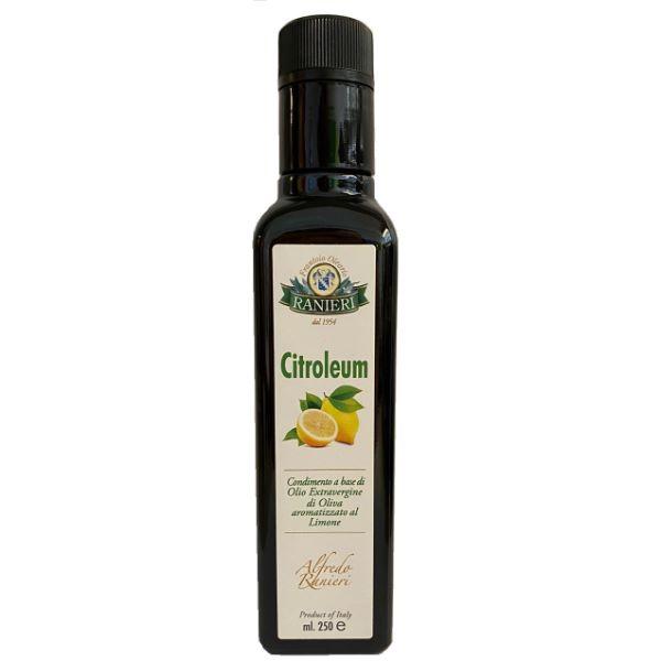 Alfredo Ranieri Ulei de măsline Extra Virgin cu aroma de lâmâie 250ml