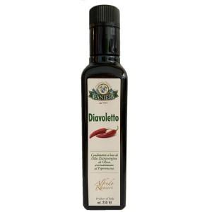 Alfredo Ranieri Ulei de măsline Extra Virgin cu aroma de ardei iute 250ml