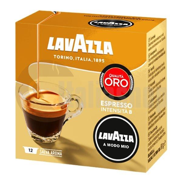 Lavazza A Modo Mio Qualita Oro - 12 Buc.