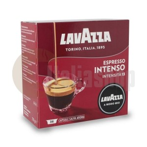 Lavazza A Modo Mio Espresso Intenso 36 Buc.