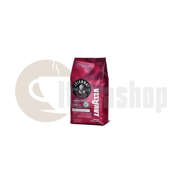 Lavazza Cafea Boabe Tierra Brasile 100% Arabica Espresso - 1 Kg.