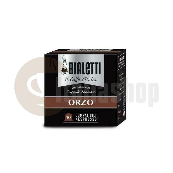 Nespresso Capsule Compatibile Bialetti Orzo - 10 Buc.
