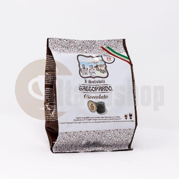 Nespresso capsule compatibileGattopardo Ciocolată 10 buc.