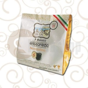 Nespresso capsule compatibile Gattopardo Alună 10 buc.