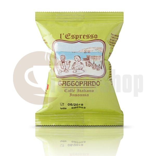 Nespresso capsule compatibile Gattopardo INSSONNIA 100 buc.
