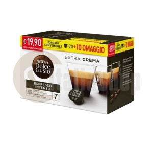 Dolce Gusto Espresso Intenso 80 capsule 1225