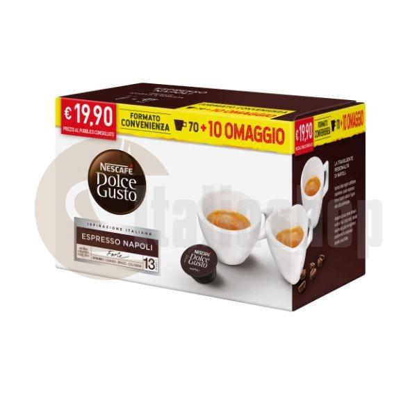 Dolce Gusto Espresso Napoli 80 buc.