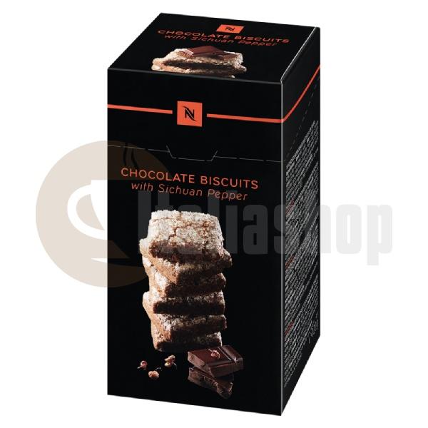 Nespresso Biscuiți de ciocolată cu ardei Sichuan