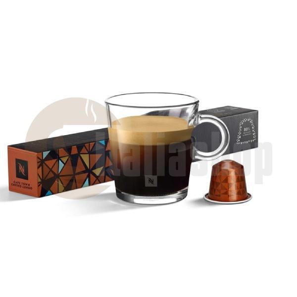 Nespresso Classic Cape Town Envivo Lungo - 10 Buc.