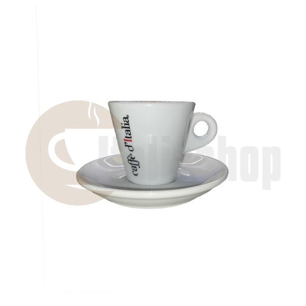 Caffè D`italia Set de Cesti Portelan Espresso