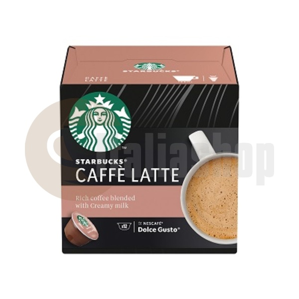 Starbucks Caffè Latte - 12 Buc .