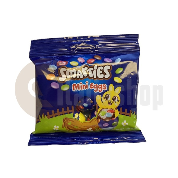 Ciocolată Nestle Smarties Mini Ouă 81g