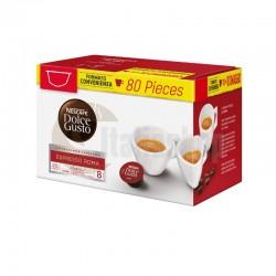 Dolce Gusto Espresso Roma 80 Pcs + 20 Mix Capsule