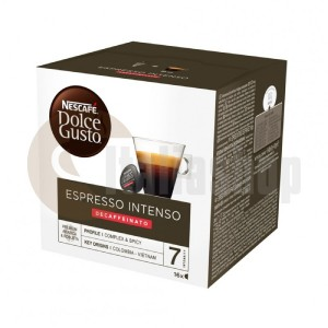 Dolce Gusto Espresso Intenso Dek - 16 Buc.