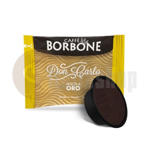 Borbone Oro Compatible Capsule Lavazza A Modo Mio - 50 buc.