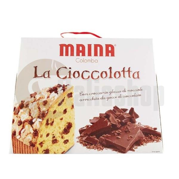 Maina Cozonac La Cioccolatta