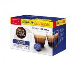 Dolce Gusto Espresso Ristretto Ardenza 80 pc + 20 Mix Capsule