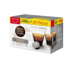 Dolce Gusto Barista 80 Pcs. + 20 Mix Capsule