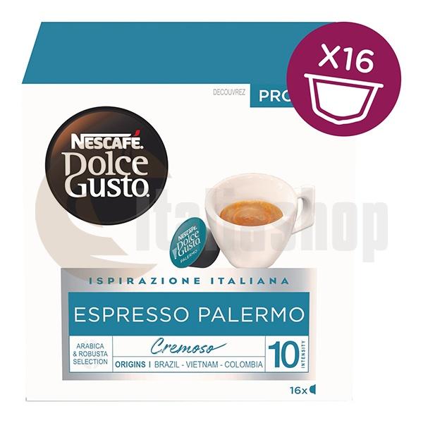 Dolce Gusto Epsresso Palermo - 16 Buc.
