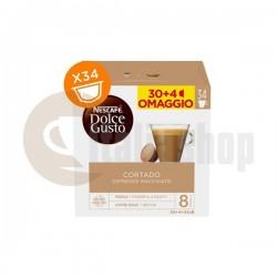 Dolce Gusto Cortado Espresso Macchiato - 34 Pcs.