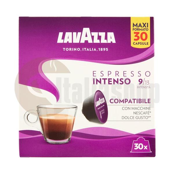 Capsule Lavazza Espresso Intenso Compatibile Dolce Gusto - 30 Buc.