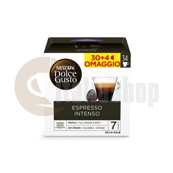 Dolce Gusto Espresso Intenso - 34 Pcs.