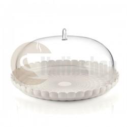 Suport pentru tort cu cupolă Guzzini - 36 cm