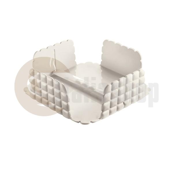 Guzzini  Suport pentru servetele de masa - 20x20 cm