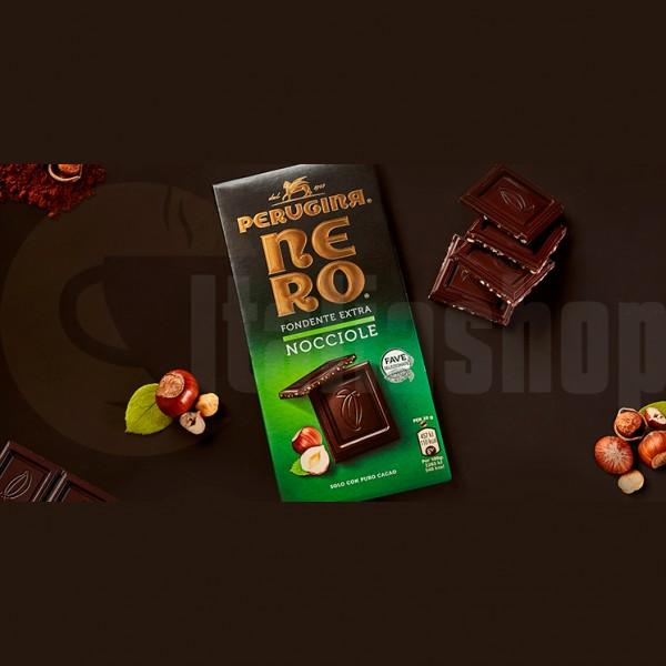 Baci Perugina ciocolata neagra cu alune Nero
