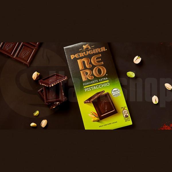 Baci Perugina ciocolata  neagra cu fistic Nero