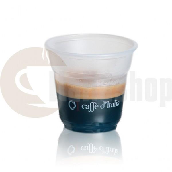 Caffe Ditalia Cești Mici Din Plastic