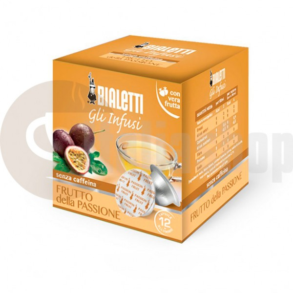 Bialetti Ceai Din Fructe Exotice - 12 Buc.