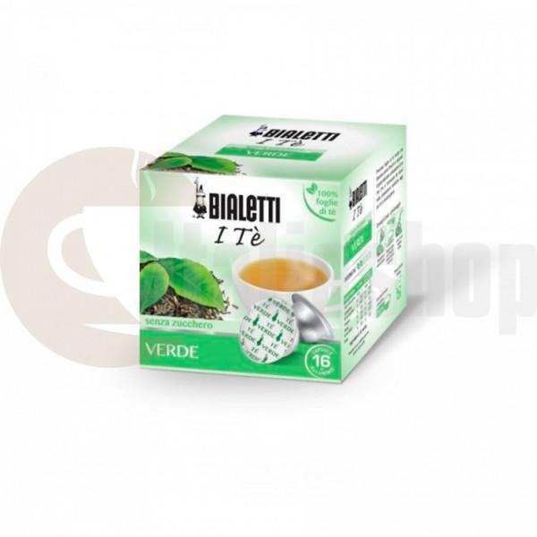 Bialetti ceai verde 16 buc.