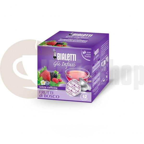 Bialetti Ceai Din Fructe De Padure - 12 Buc.