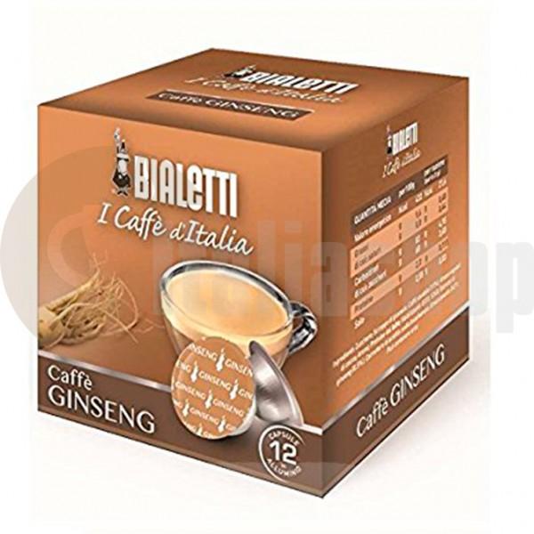 Bialetti Cafea Cu Ginseng - 12 Buc.