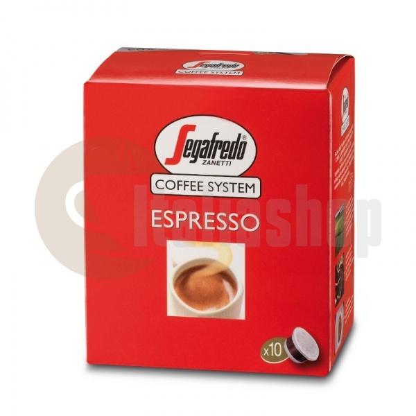 Segafredo Espresso Cafea - 10 Buc.