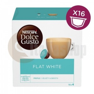 Dolce Gusto Flat white 16 capsule