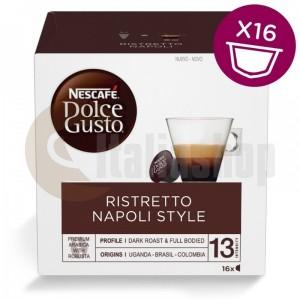 Dolce Gusto Ristretto Napoli Style 16 capsule