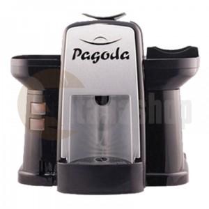 Pagoda mașina de cafea Lavazza Point culoare neagră+ 1000 de capsule Manuel
