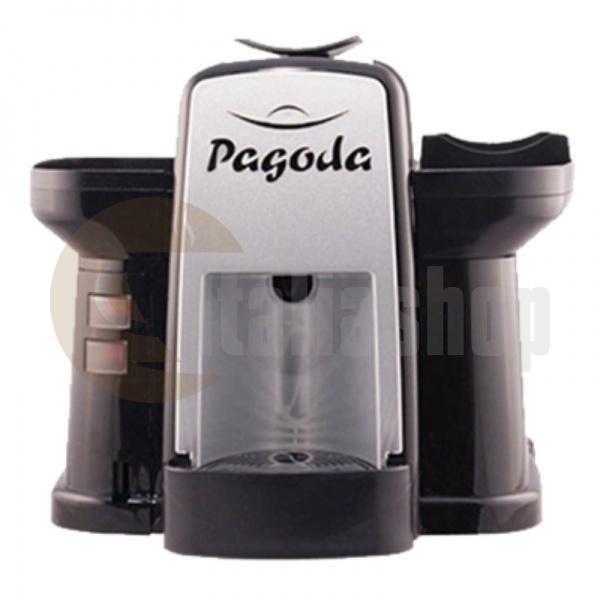 Pagoda mașina de cafea Lavazza Point culoare neagră+ 1000 de capsule Manuel + 1 Cozonac
