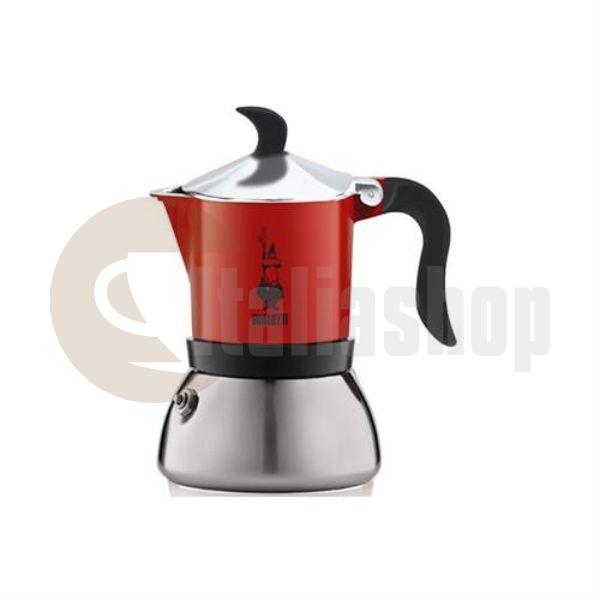 Bialetti Fiammetta Induction Cafetieră Espresso Pentru 3 Cești