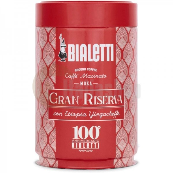 Bialetti Cafea măcinată  Gran Riserva