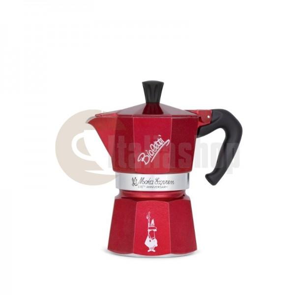 Bialetti Centenario Aparat de cafea  Моka Express pentru 3 cești