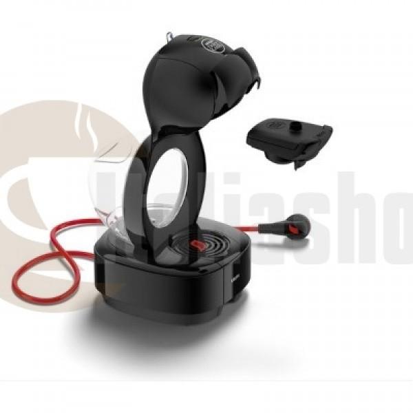Mașină de cafea Dolce Gusto LUMIO culoare: negru 1173